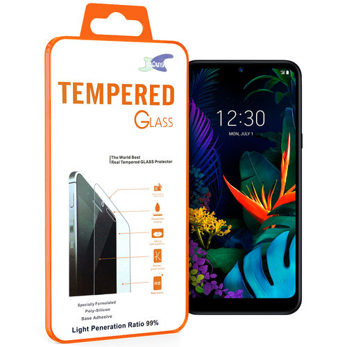 9H Tempered Glass Screen Protector for LG K50 / Q60